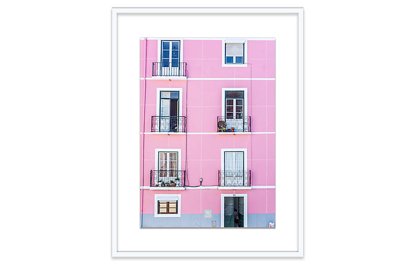 Richard Silver, Pink Building