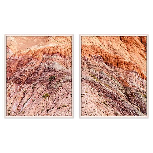 Salta Mountains I, Richard Silver