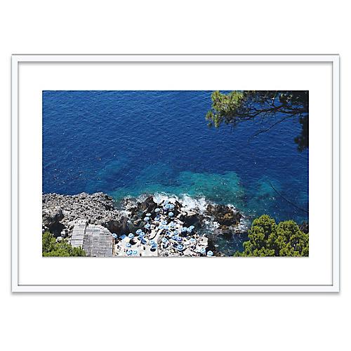 La Fontelina Cliffside Photograph