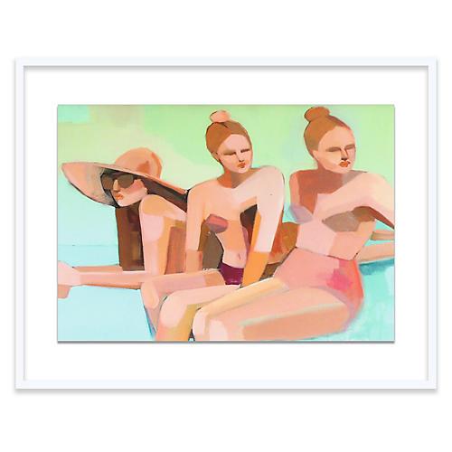 Cool Summer, Hayley Mitchell