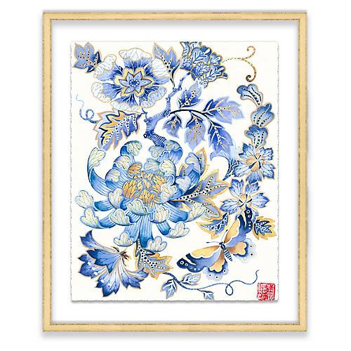 Fantasy Floral II, Gabby Malpas