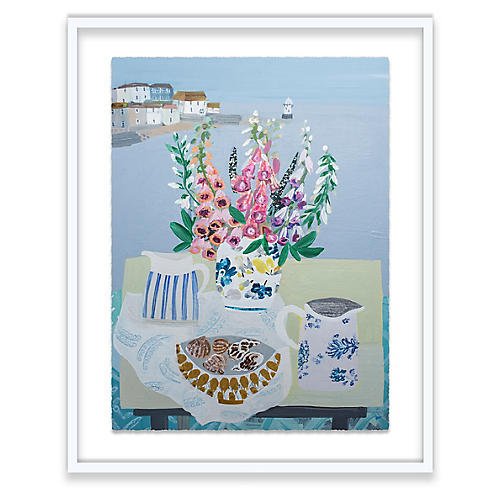 Emma Williams, Foxgloves and Winkles