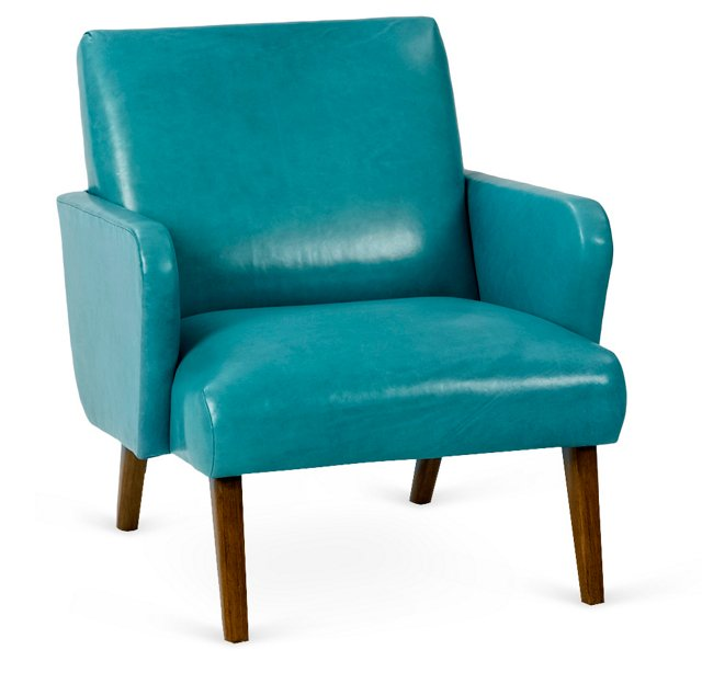 Brooke Leather Chair