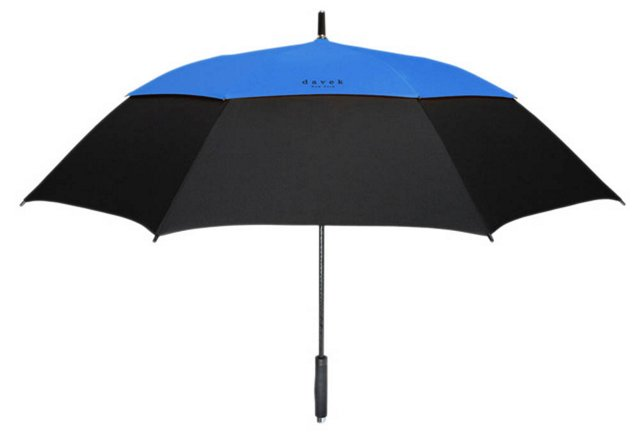 Golf Umbrella, Royal Blue/Black