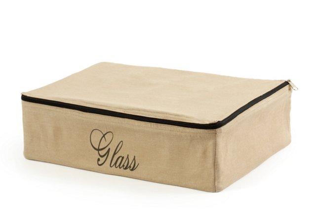 Glass Storage Box, Small