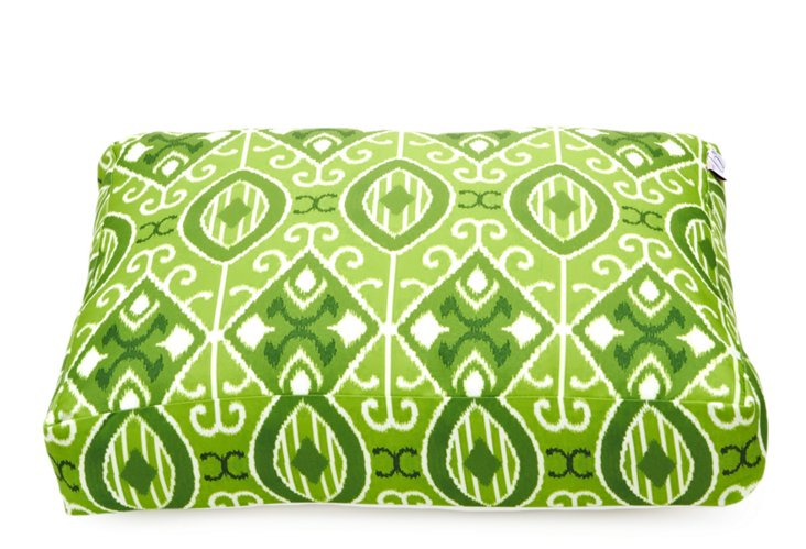 Eva Dog Bed, Lime Green