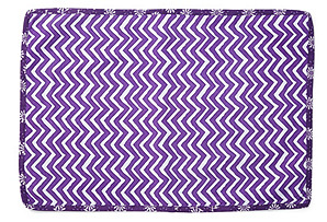 S/4 Ciera Place Mats, Purple