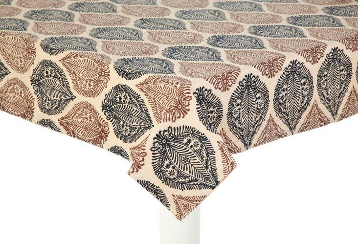 """Kelsey Tablecloth, 60"""" x 90"""""""