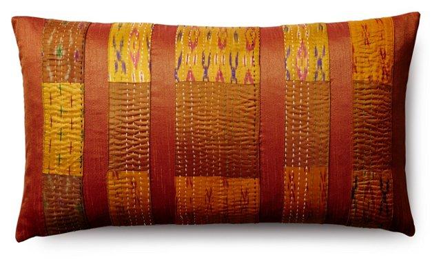 Eva 14x24 Pillow, Orange