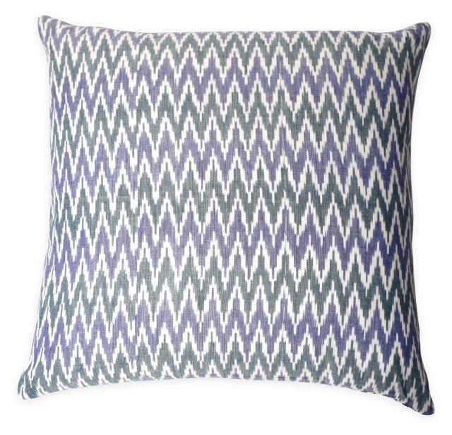 Lara 20x20 Cotton Pillow, Multi