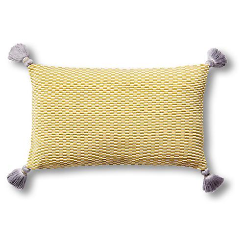 Ella 12x20 Pillow, Citrus