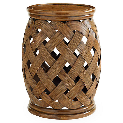 Hibiscus Round Side Table