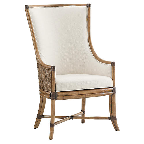 Balfour Armchair, Soft Taupe