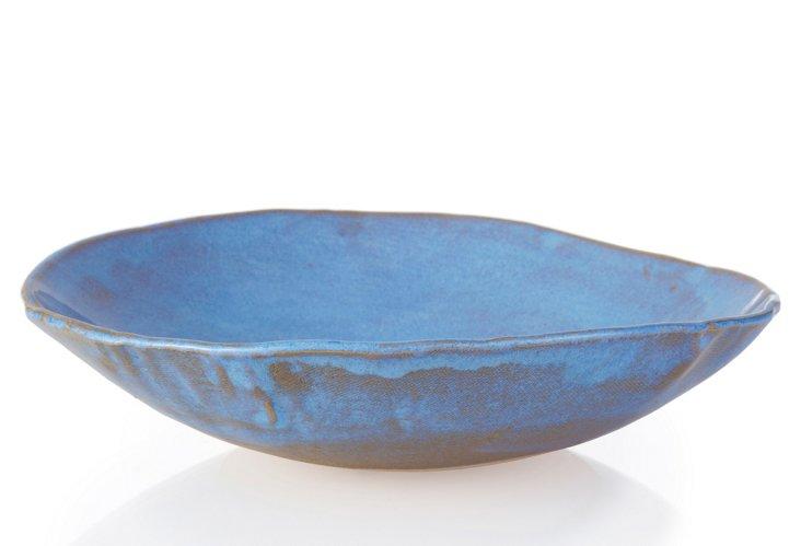 Fruit Bowl, Blue