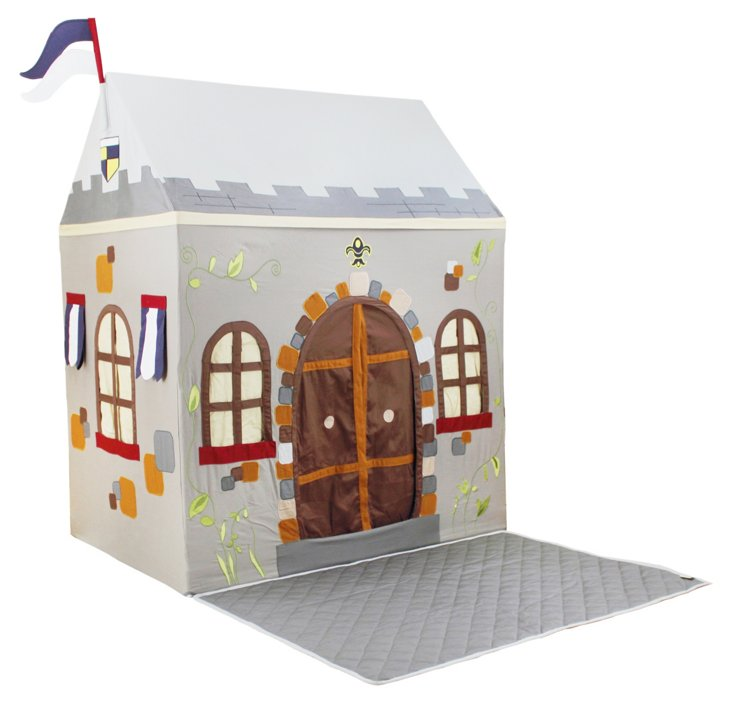Toadi Castle Playhouse w/ Floor Quilt