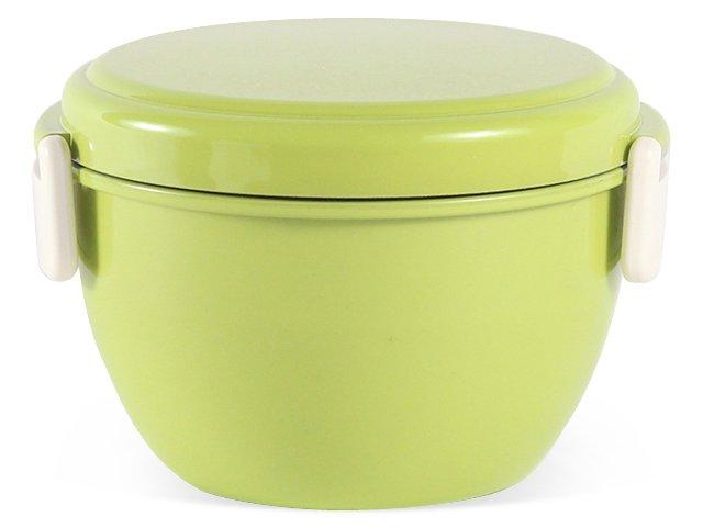 Bento Bowl Lunch Box, Pistachio