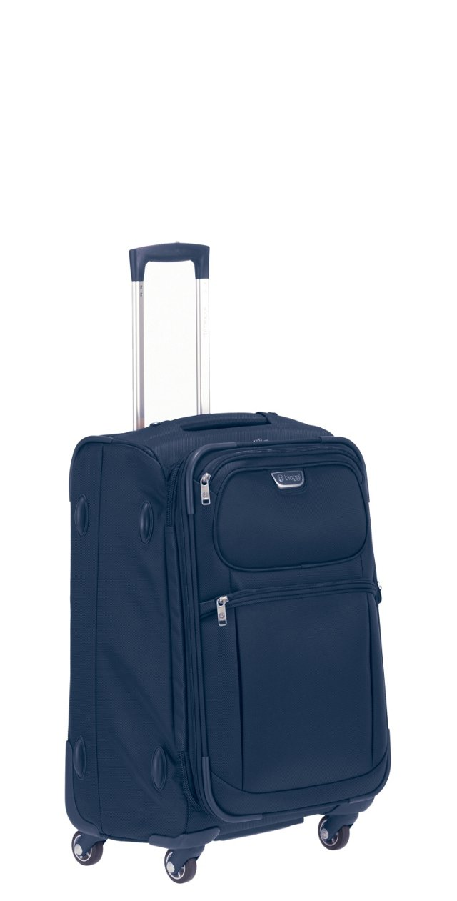 "22"" Foldable Spinner Upright, Blue"