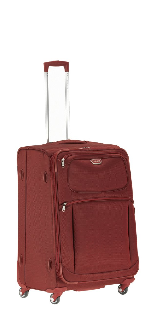 "27"" Foldable Spinner Upright, Red"
