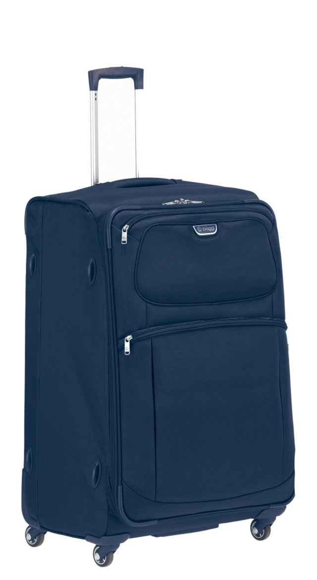 "30"" Foldable Spinner Upright, Blue"
