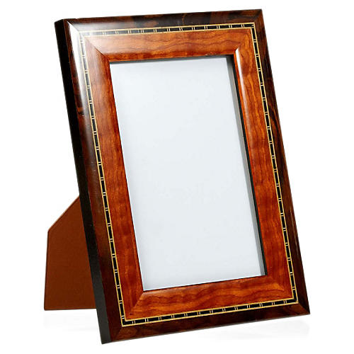 Two-Tone Frame, 5x7, Brown