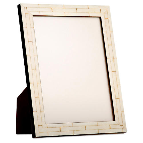 Bone Frame, 8x10, Cream
