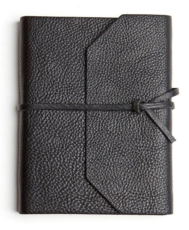 Fireri Wrap Journal, Black