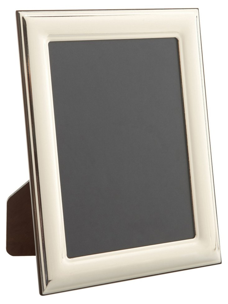 DNU Sterling Silver Narrow Frame, DNU