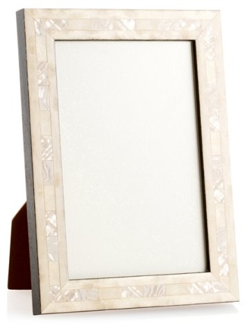 Opalescent Wedding Frame, 4x6, Ivory - Picture Frames - Home Accents ...
