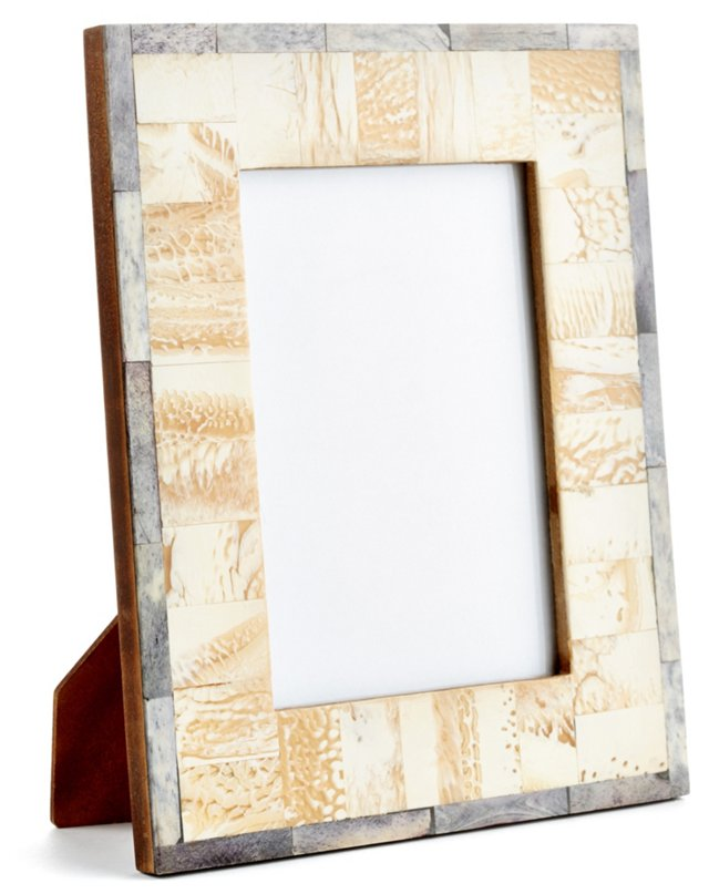Masala Outer Border Frame, 4x6, Multi