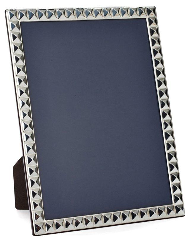 Sterling Silver Pyramid Frame, 8x10