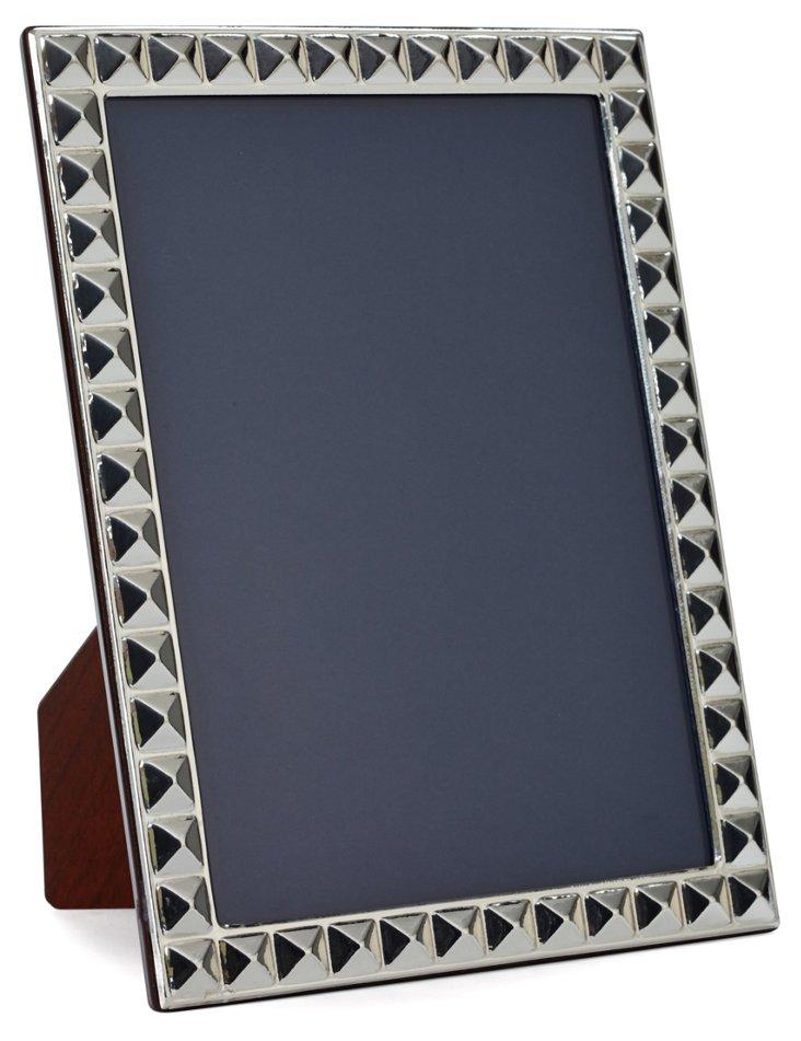 Sterling Silver Pyramid Frame, 4x6