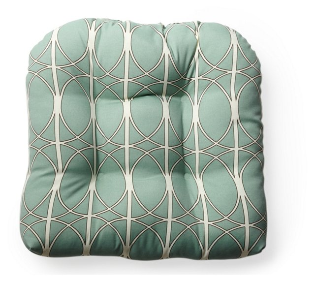 Maxfield Outdoor Chair Cushion, Surf