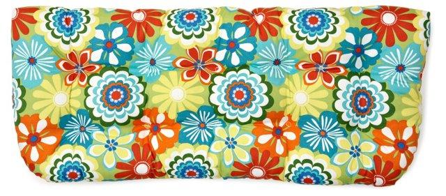 Fresco Outdoor Bench Cushion, Multi