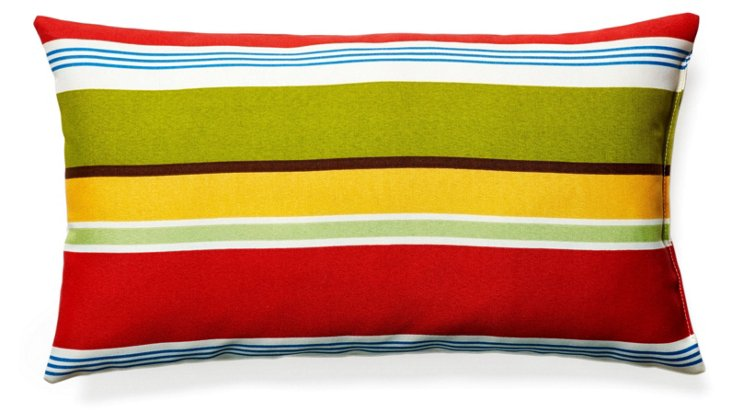 Loft 11x20 Outdoor Pillow, Multi