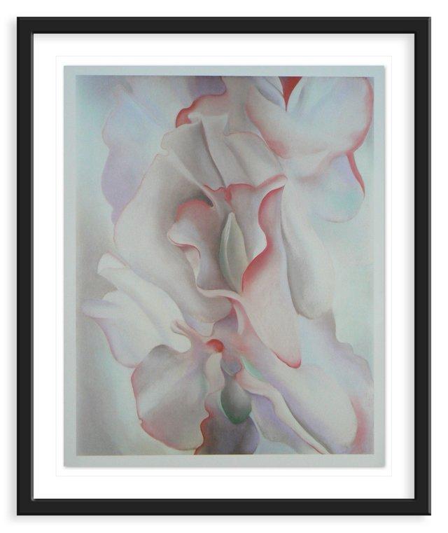 Georgia O'Keefe, 'Untitled', Lithograph