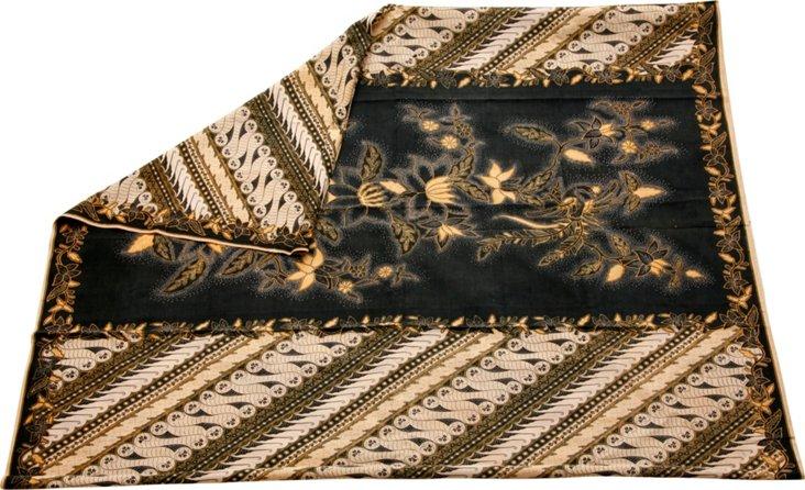 Antique Royal Pattern Batik Sarong
