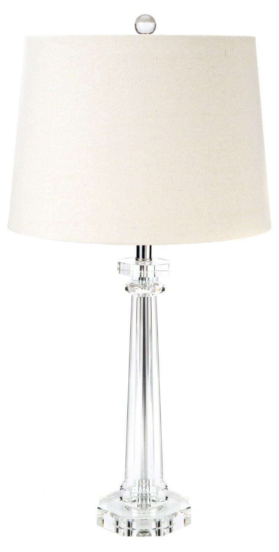 Heloise Crystal Table Lamp