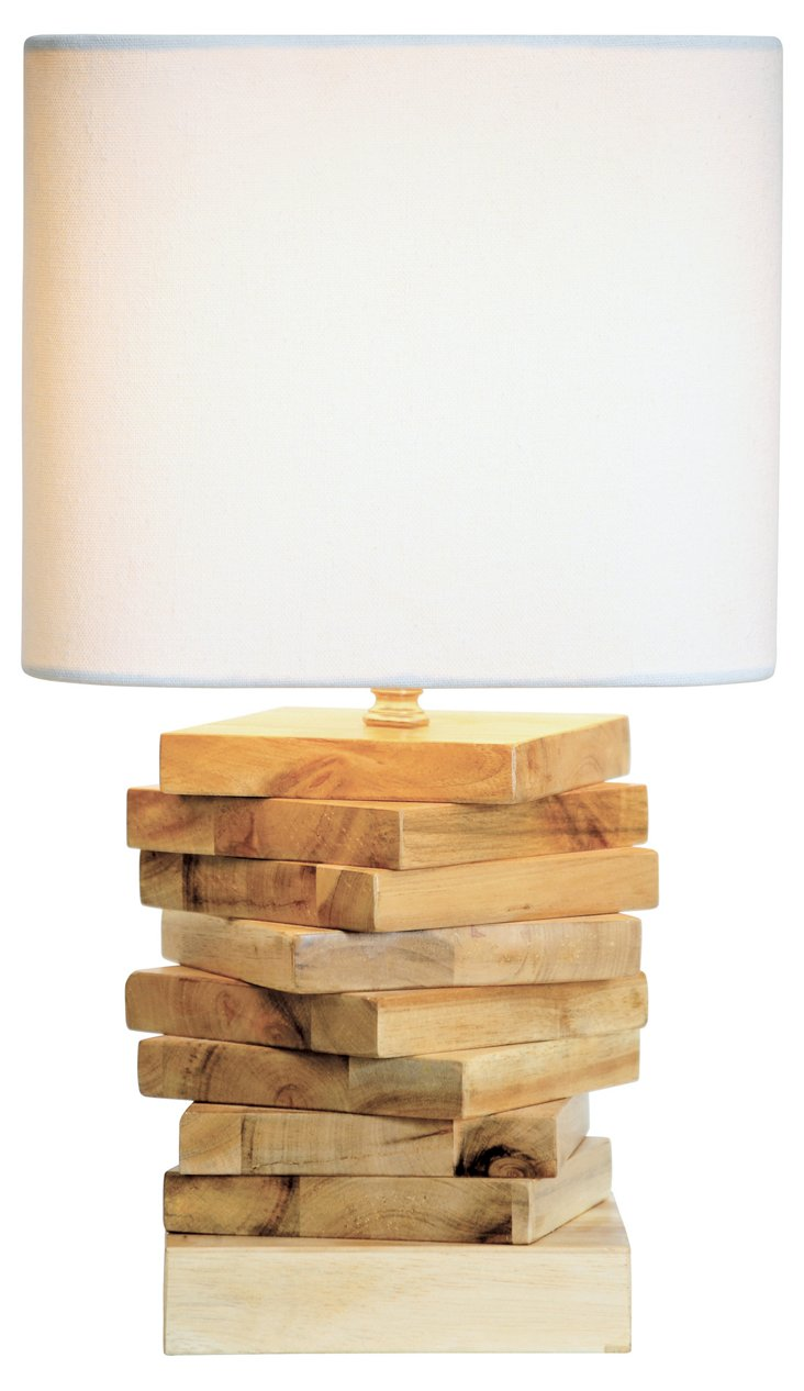 Arbor Table Lamp, Natural