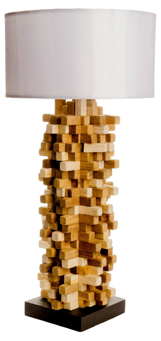 Spikes Table Lamp