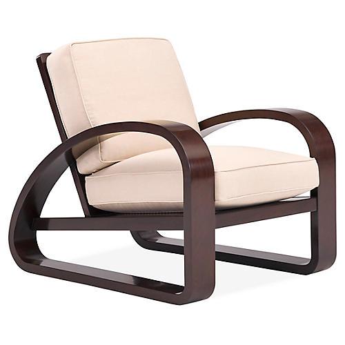 Lounge Moderne Chair