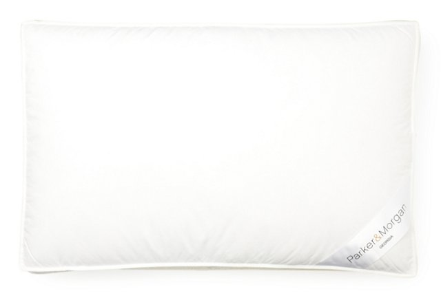 King Georgia Duck-Down Pillow, Medium