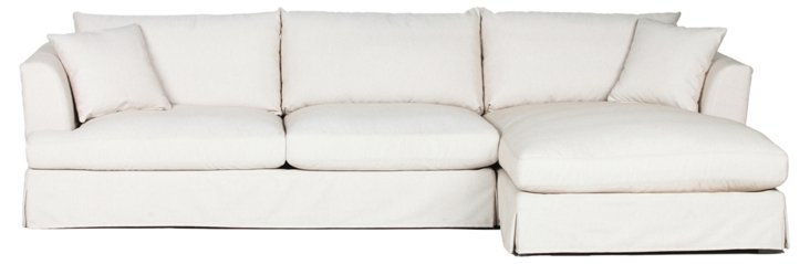 Emma Right-Facing Sectional