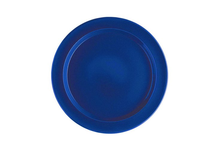 S/2 Salad Plates, Azure