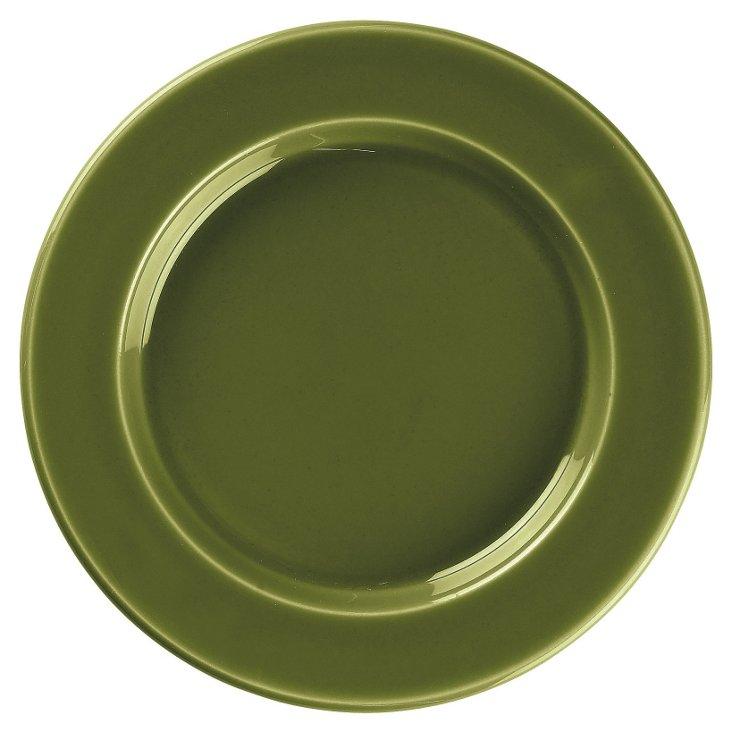 S/2 Olive Side Plates