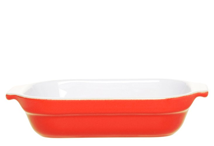 Individual Lasagna Dish, Apricot