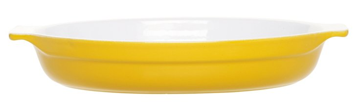 Citron Oval Gratin, 3.5 Qt
