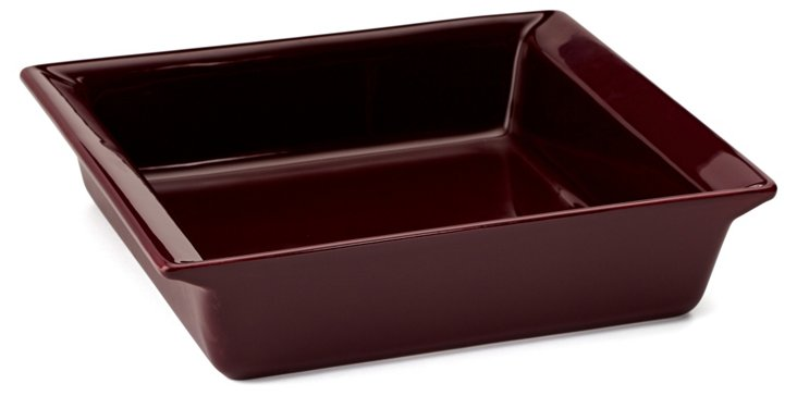 Square Baking Dish, Figue