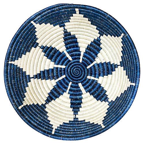 """12"""" Hope Large Basket, Blue Night"""