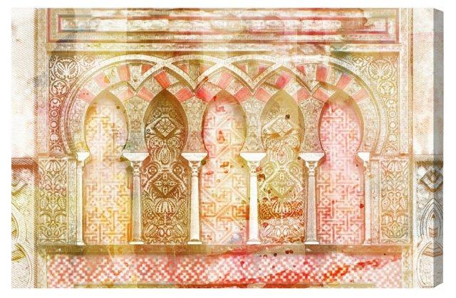 Oliver Gal, Cordoba Doors Canvas