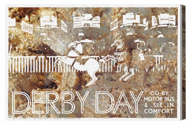 Oliver Gal 'Come See the Derby'